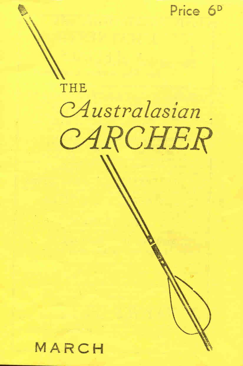 This 1941 edition of the Australasian Archer asks for contributions to purchase a Spitfire.